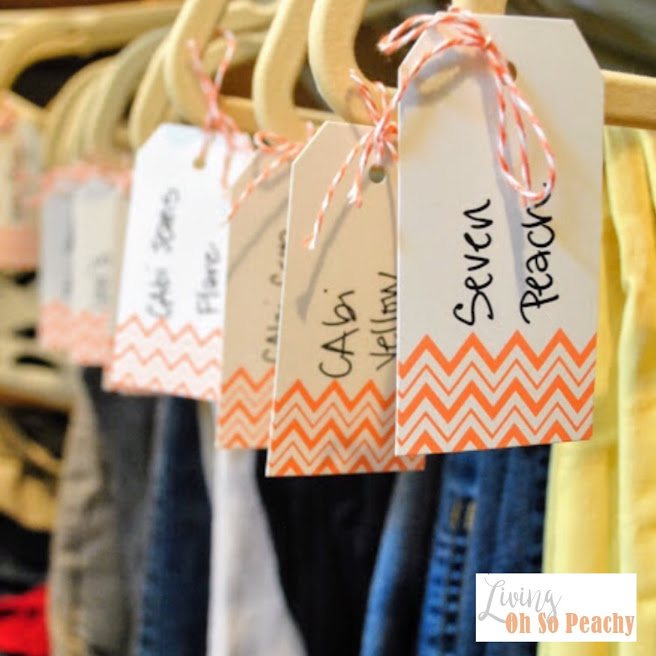 Simple Tip to Organize YourCloset