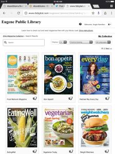 zinio magazine subscription